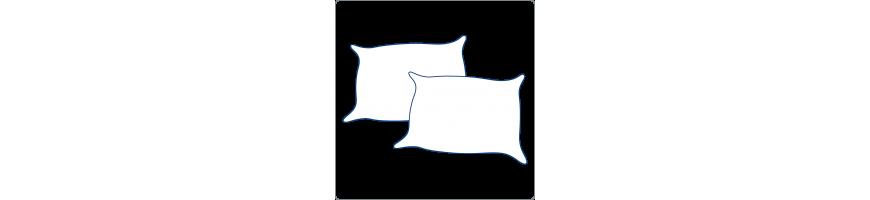 Almohadas, Cojines y Cuñas